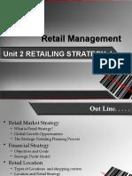 Retail Management Unit2
