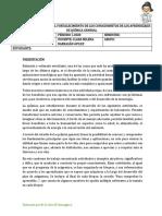 GUIA DE ACTIVIDADES DE QUÍMICA GENERAL Y EVALUACIÓN