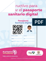 Paso a paso tramite pasaporte Sanitario Digital (Deportistas recreativos) (1)