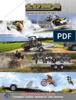 Aluma Trailers Catalog
