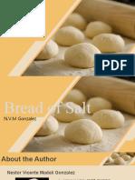 Bread of salt