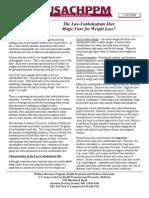 22-010-0804. pdf low carb diet