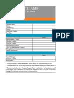 Teams Enterprise Voice Implementation Workbook