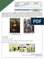 monitoria 1 - literatura