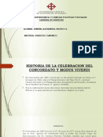 El Concordato del Ecuador con la Santa Sede