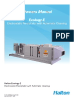 Manual de Mantenimiento Precipitador Electrostático