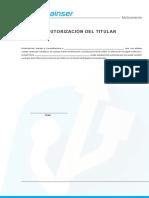 Bell Novainser - Documentos de Créditos