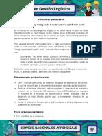 Evidencia 5 - Workshop Using verbs to build customer satisfaction tools