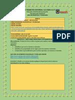 Julio 23 - Proyecto 2 -Guia 1 - 2 trimestre - Grado Séptimo