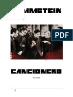 Rammstein - Cancionero Completo