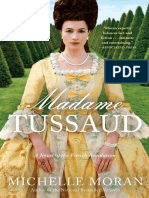 Madame Tussaud by Michelle Moran - Excerpt with Bonus Content