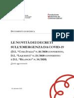 SIDREA 2020_06_26_Documento_DL Cura Italia Liquidità convertito e Rilancio_def_