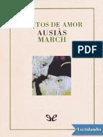 Cantos de amor - Ausias March.pdf