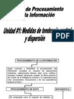 UNIDAD #1 MEDIDAS DE TENDENCIA CENTRAL Y DISPERSIÓN.ppt