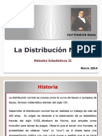 Distribución Normal U1