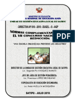 Directiva Nº016-2010 Concurso Nacional de Redaccion.docx
