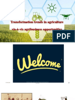 Rin Rose and Allan Thomas-Transformation Trends in Agriculture