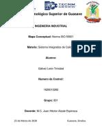 MAPA CONCEPTUAL (ISO 50001)