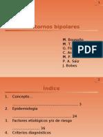 Trastornos Bipolares en Esquemas 2009