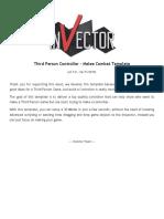 Invector - Documentation MeleeCombat