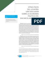 Leviatán_Economía política del encarcelamiento en México