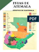 Álbum de pueblos y etnias de Guatemala