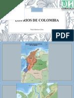 Los ríos de Colombia y como medir sus