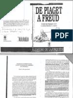 LAJONQUIÈRE, Leandro de. de Piaget a Freud a Psicopedagogia Entre o Conhecimento e o Saber.