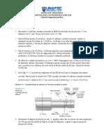 Resistencia de los materiales Calculos Segunda Practica