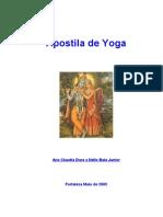 Apostila  Virtual de Yoga