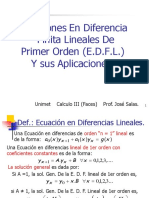 EDFL de 1er Orden Y sus Aplicaciones trim1415_2_JS