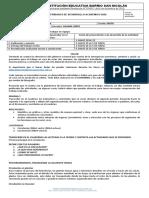 ACTIVIDADES DE DESARROLLO ACADEMICO PERIODO 2 CIENCIAS SEXTO MAYO 25 A JUNIO 5