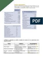 ejercicios Administración Financiera 1