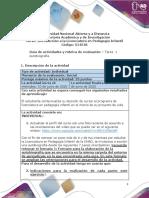 Guia de actividades y Rúbrica de evaluación Tarea 1 - Autobiografía.pdf