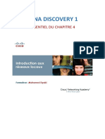 CCNA_DISCOVERY_CHAPITRE_4