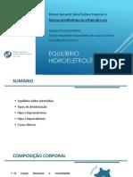 EquilÃbrio-hidroeletrolÃtico_DianaAmaral_TelmaFrancisco