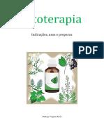 Apostila VIRGÍNIA Curso Fitoterapia - 2015 - resumido