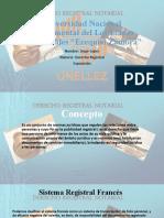 Universidad Nacional Experimental del Los Llanos Occidentales Notarial