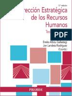 (Economía Y Empresa) Albizu, Eneka_ Landeta Rodríguez, Jon - Dirección estratégica de los recursos humanos-Pirámide (2013)