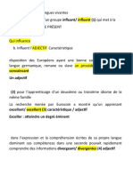 Atelier d'orthographe