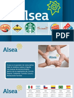Presentación Alsea