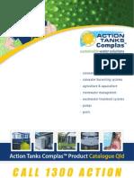 Action Tanks Queensland Catalogue