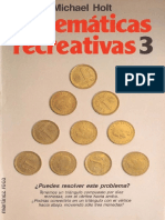 Holt Michael - Matematicas Recreativas 3.pdf