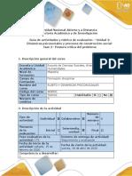 Guía de actividades y rúbrica de evaluación - Fase 2 - Postura crítica del problema (2)