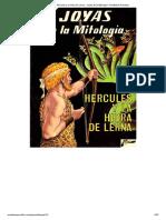 Hércules y La Hidra de Lerna - Joyas de La Mitología 15