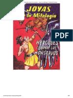 Hércules Contra Los Monstruos - Joyas de La Mitología 16