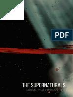 Urban Modern Fantasy - Supernaturals v3.0.pdf