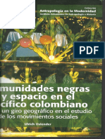 comunidades negras del pacifico de Oslender.pdf