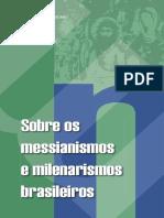 sobre os messianismos e milenarismos brasileiros NEGRAO