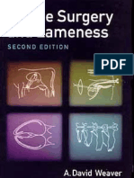 Bovine Surgery and Lameness (Second Edition)